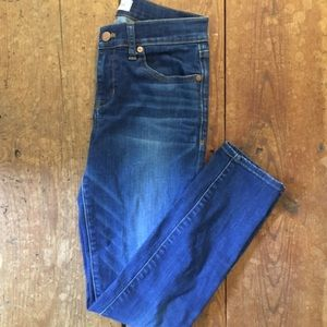 MADEWELL Skinny Skinny Jeans // Size 26
